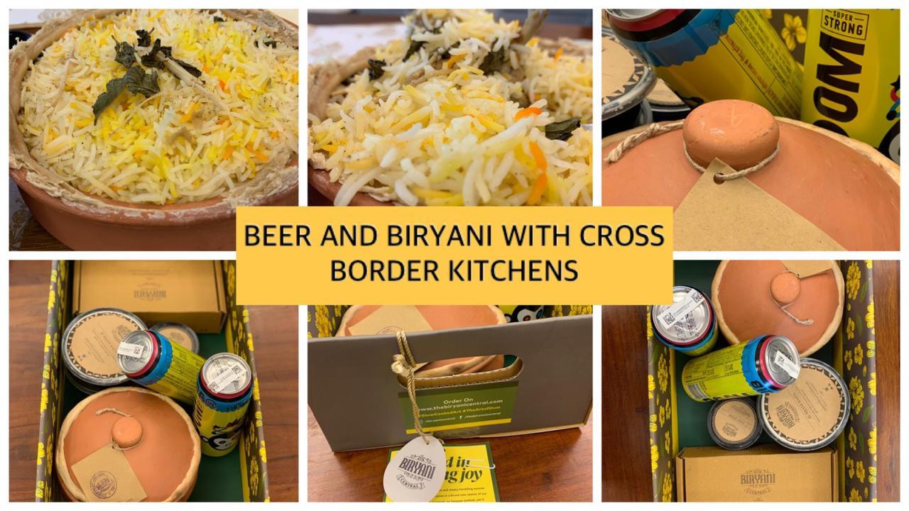 beer and biryani review
