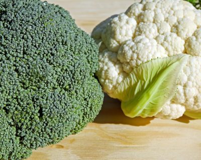 broccoli vs cauliflower