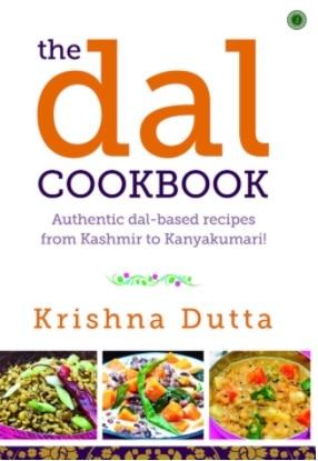the dal cookbook – krishna dutta
