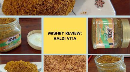 haldi vita drink mix review