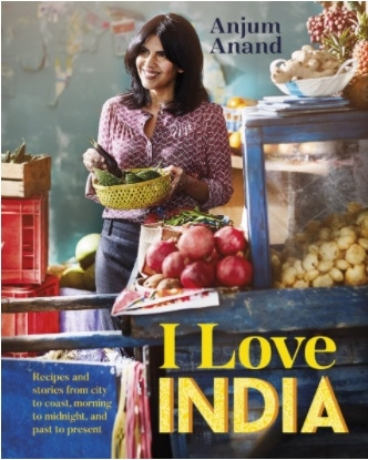 i love india – anjum anand