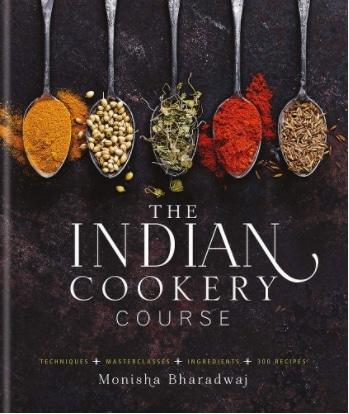 indian cookery course – monisha bharadwaj