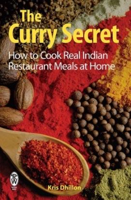 the curry secret – kris dhillon