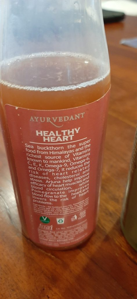 Baidyanath's Ladakh Berry Juice