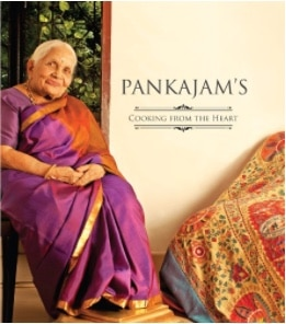 cooking from the heart – pankajam