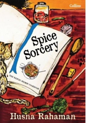 spice sorcery – husna rahaman