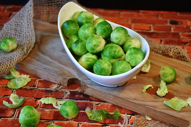 Brussel Sprouts Vs Broccoli