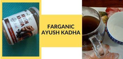 farganic ayush kadha review
