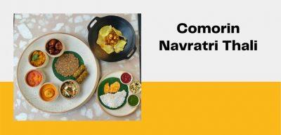 Comorin Navratri Thali Review