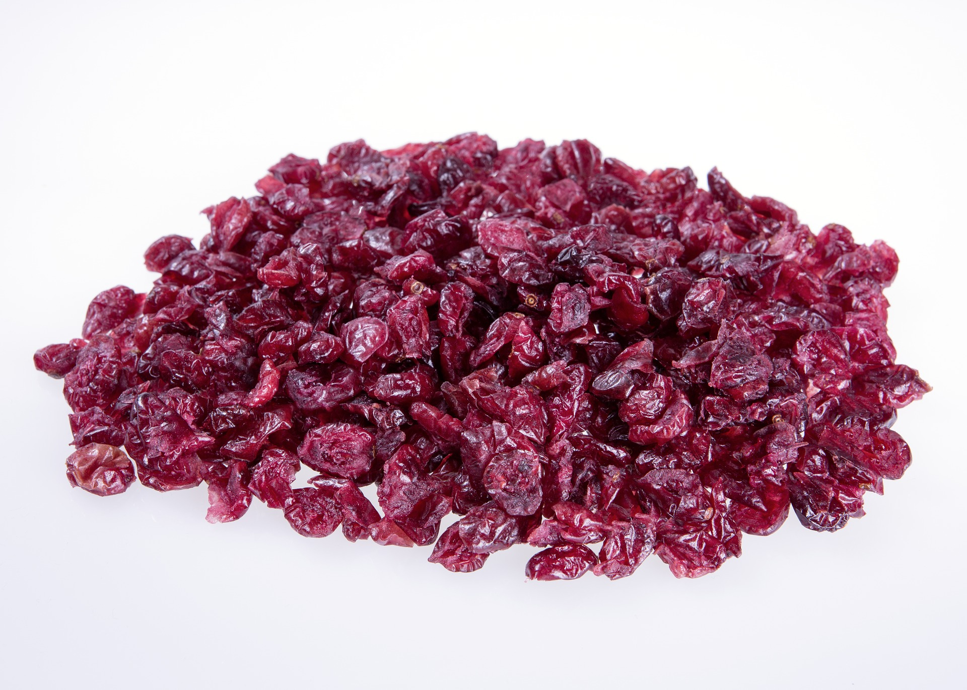 are dried cranberries good for you