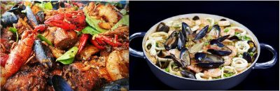 Are Gumbo and Jambalaya Different From Each Other?