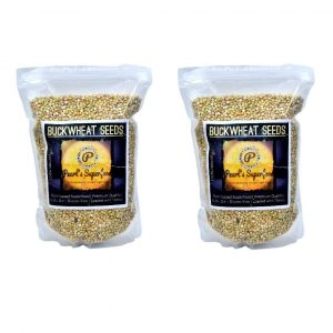 pearl's superfood buckwheat seeds