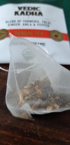 vedic kadha herbal tea bag