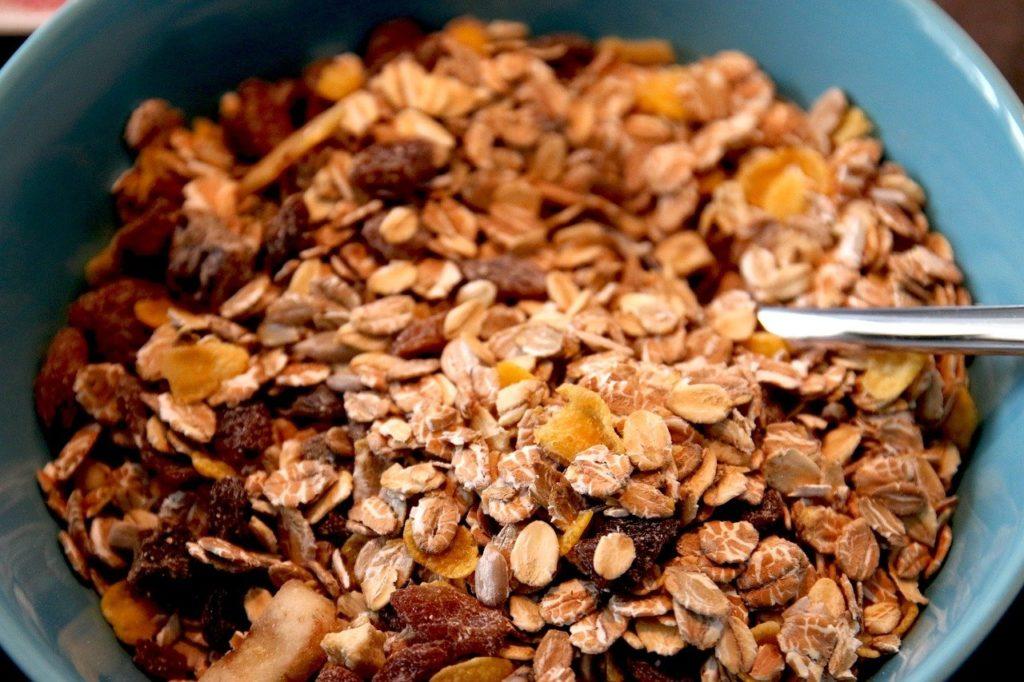 Muesli Cereal Benefits