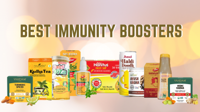best immunity booster products
