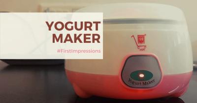 hsr automatic yogurt maker review