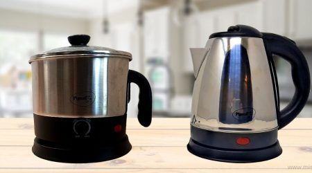 pigeon electric kettle review