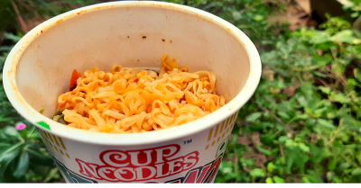 Cup Noodles Italiano Review