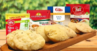 Best Instant Rava Idli Mix