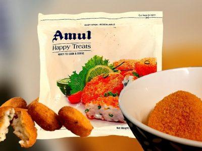 Amul Dahi Tikki Review
