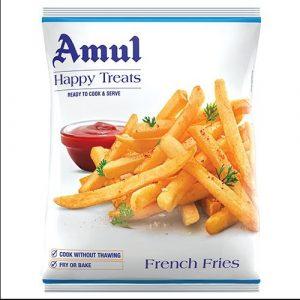 amul happy treats french fries