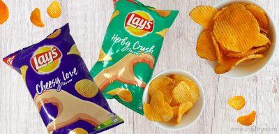 New Lays Flavor