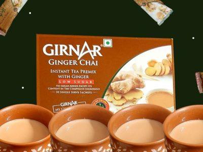girnar instant tea premix