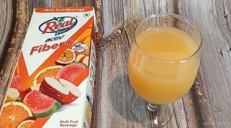 Real Fiber Juice