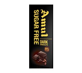 Amul Sugar Free Dark Chocolate