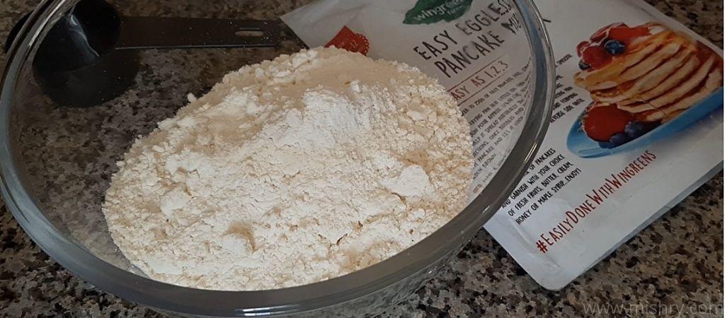 Wingreens Pancake Mix
