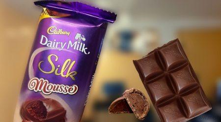 dairy milk silk mousse