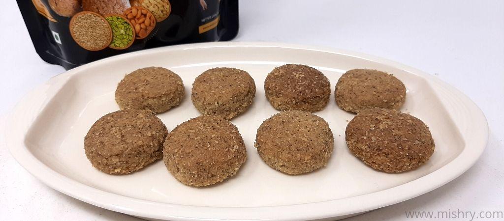Ketofy Coconut Cookies