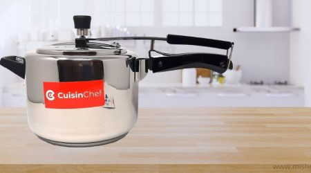 Cuisinchef urban Pressure cooker review