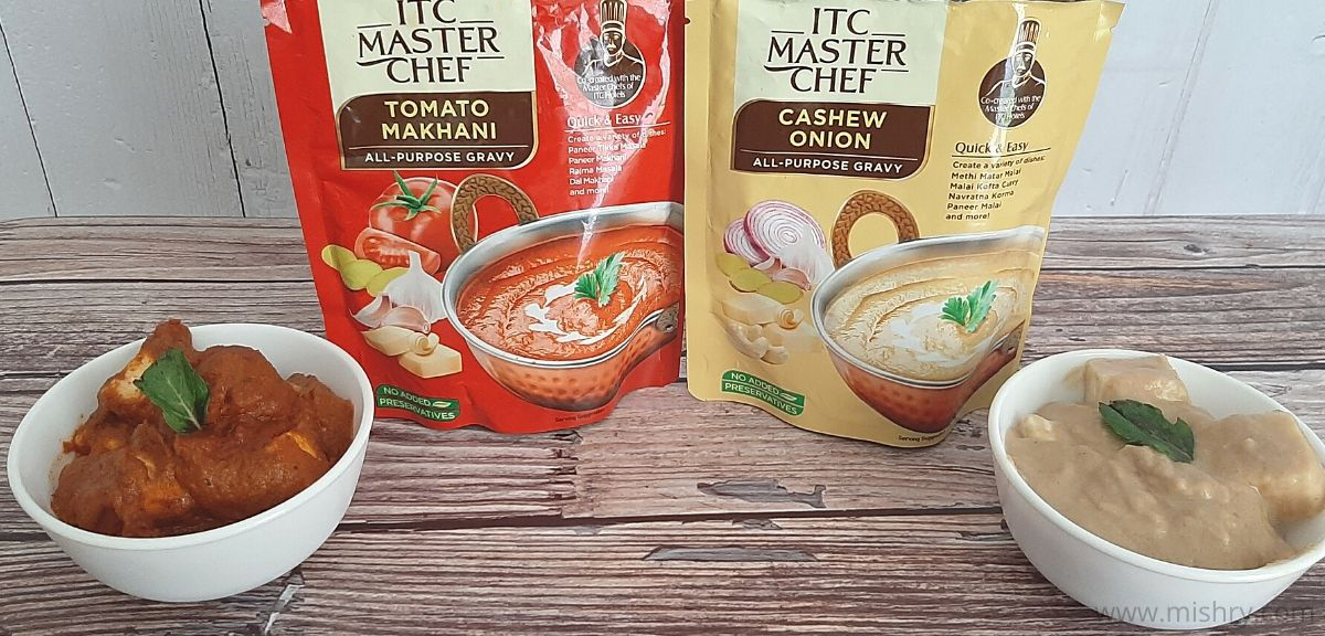 ITC Mastechef Gravy