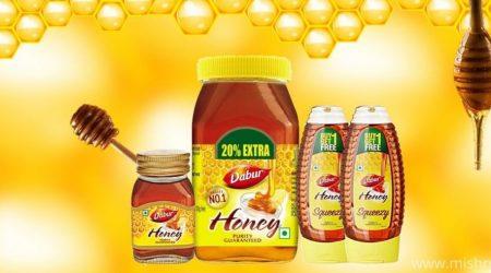dabur honey review