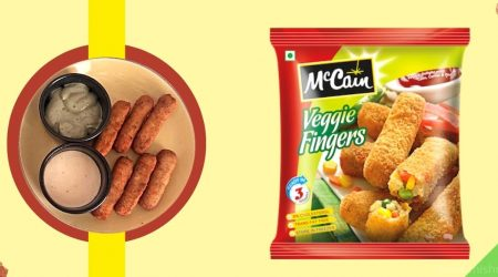 mccain veggie fingers review
