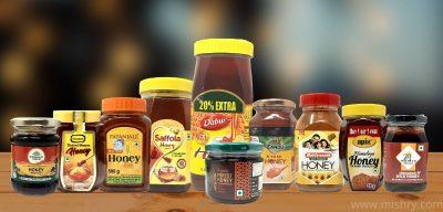 best honey brands in India