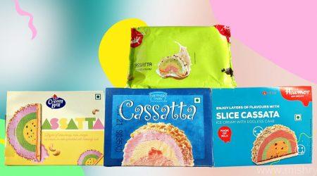 best cassata ice cream brands in india