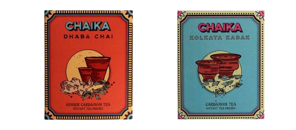 chaika premix review flavors we tried
