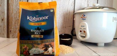 kohinoor dubar basmati rice review