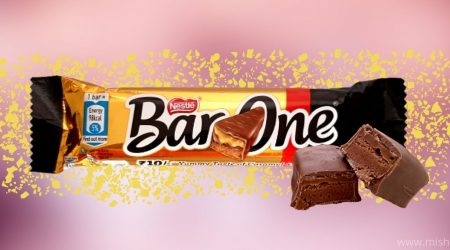 nestle bar one chocolate review