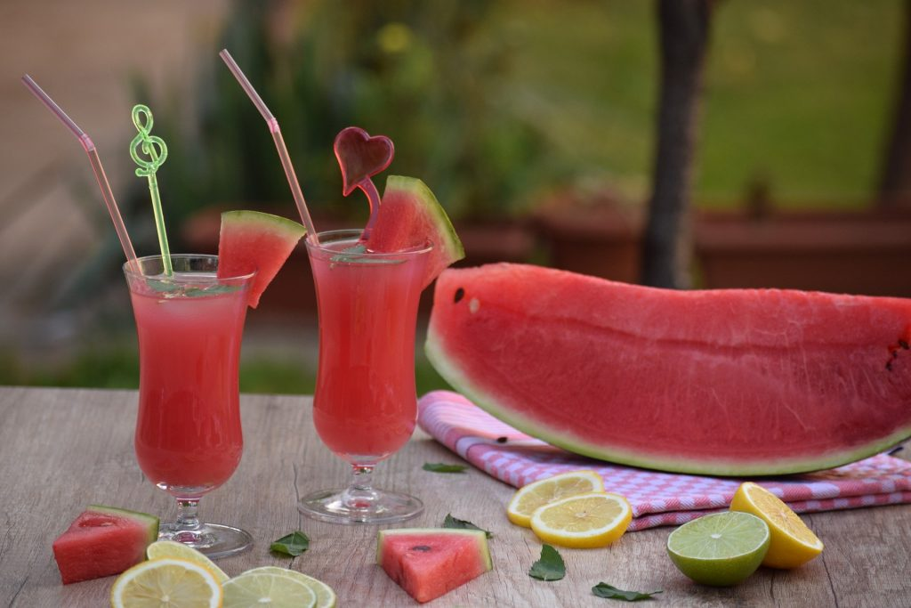 watermelon juice for covid