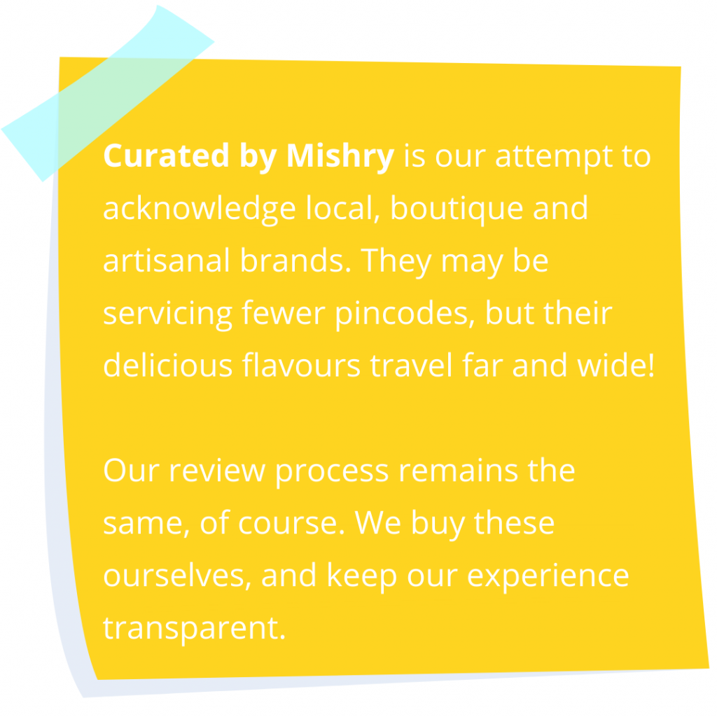 Curated by Mishry