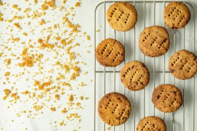 Delicious Jaggery Cookies For Snacking