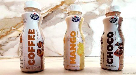 cream bell milkshakes review