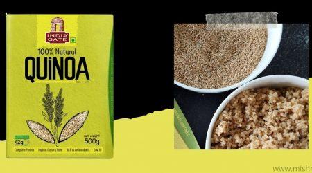 india gate quinoa review