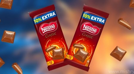 nestle classic chocolate bar review