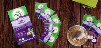organic india tulsi mulethi tea review