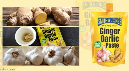 smith and jones ginger garlic paste review