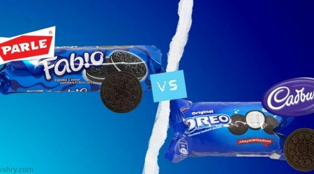 Cadbury Oreo vs Parle Fabio